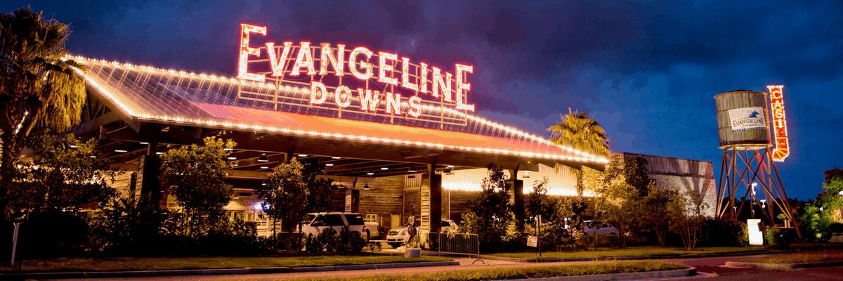 Evangeline Downs in Opelousas, Louisiana