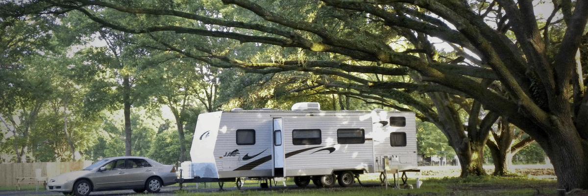 Evangeline Oaks RV Park in Opelousas, Louisiana