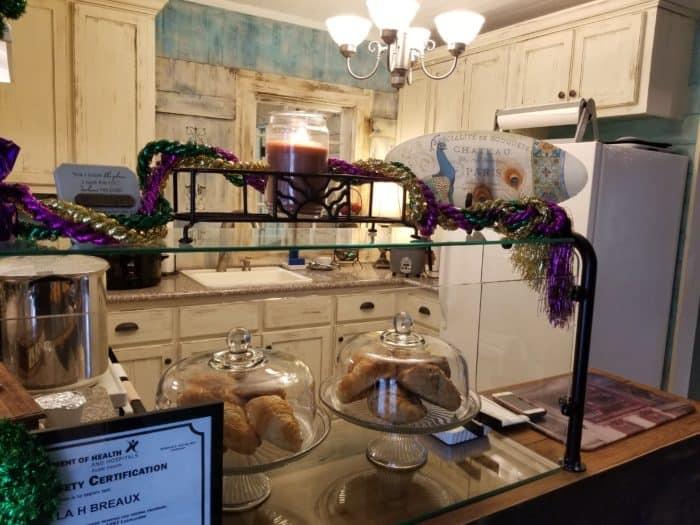 D Dees Café, Sunset, Louisiana
