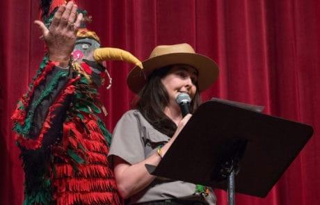 Eunice Mardi Gras at The Liberty