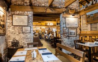 Steamboat Warehouse Restaurant in Washington, Louisiana