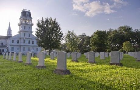 Grand Coteau Cemetery