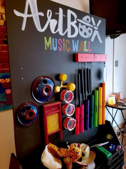 Artbox, Opelousas, Louisiana