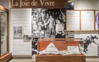 Jean Lafitte National Park Prairie Acadian Cultural Center in Eunice, Louisiana
