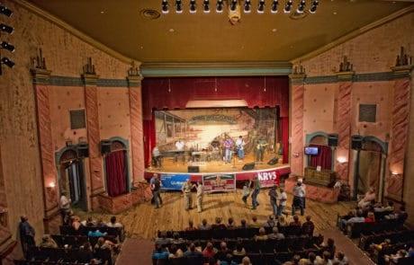 Liberty Theater in Eunice Louisiana