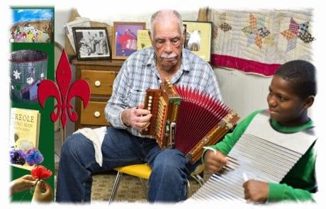 Creole Heritage Folklife Center in Opelousas, Louisiana