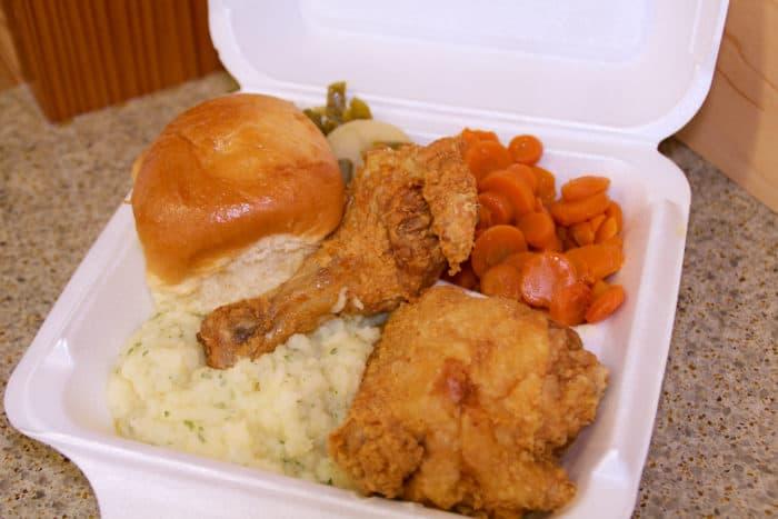 Benny's Plate Lunch, Opelousas, LA