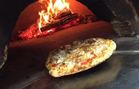 Cajun Saucer Pizza Arnaudville, LA
