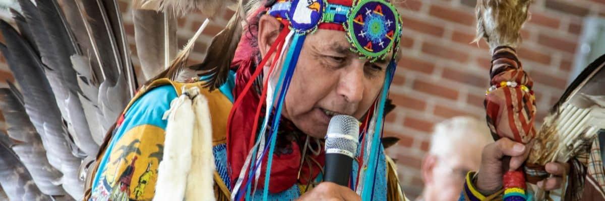 Attakapas Opelousas Prairie Tribe Festival in Opelousas, Louisiana