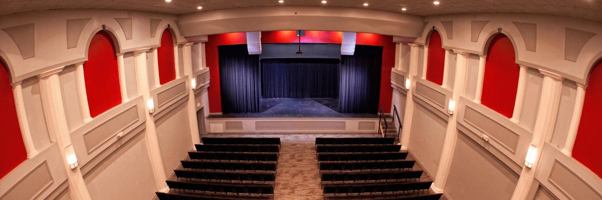 Delta Grand Theater in Opelousas, LA