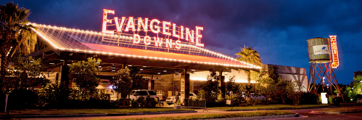 Evangeline Downs Racetrack and Casino in Opelousas, LA