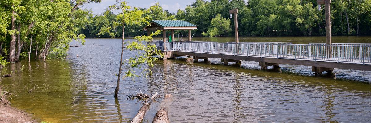 Sherburne WMA in Krotz Springs, Louisiana