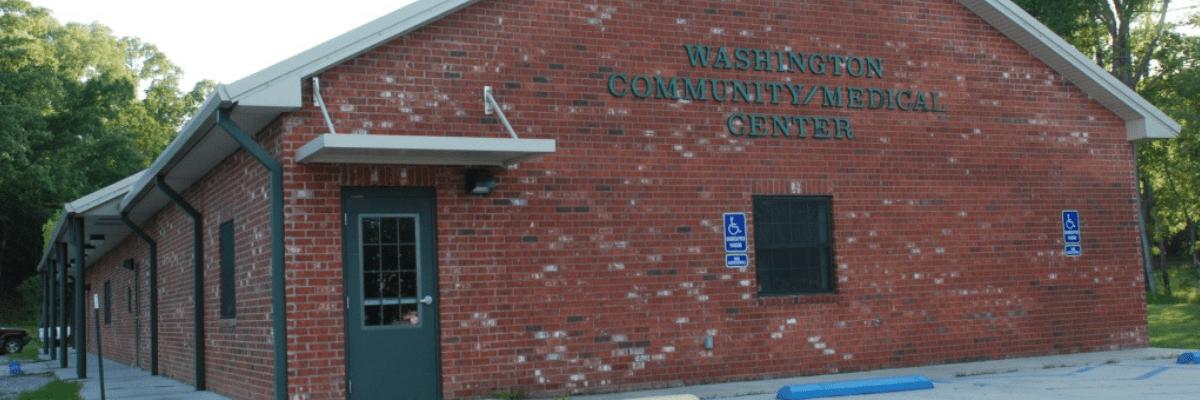Washington Community Center in Washington, Louisiana