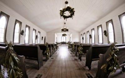 St. John's Episcopal Church in Washington, Louisiana