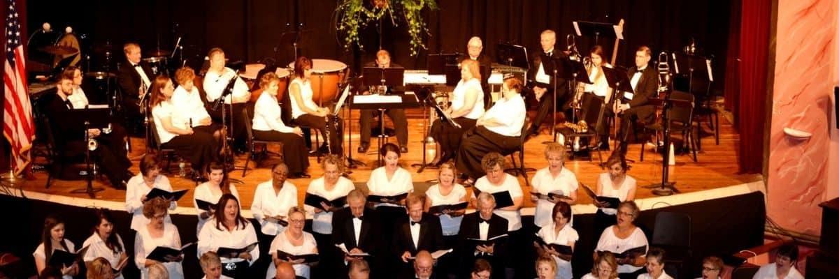 ECCBC Summer Concert, Liberty Theater, Eunice, Louisiana