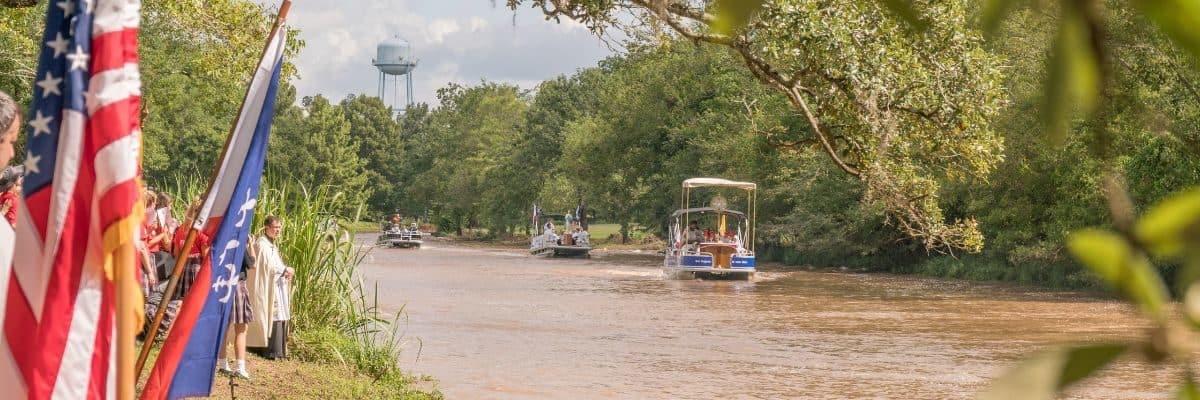 Fête-Dieu du Teche, Leonville-St. Martinville, Louisiana