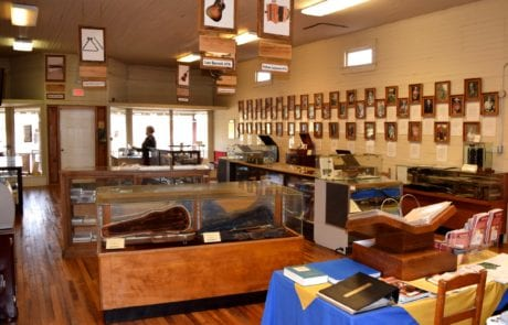 Cajun French Music Hall of Fame & Museum in Eunice, Louisiana