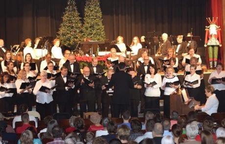 Eunice Community Concert Band and Choir in Eunice, Louisiana