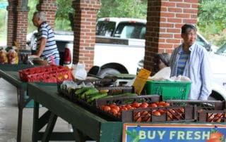 Opelousas Farmers Market Vendors in Opelousas, Louisiana
