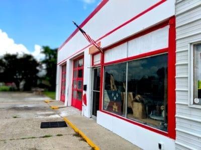The Fox's Den, Port Barre, Louisiana