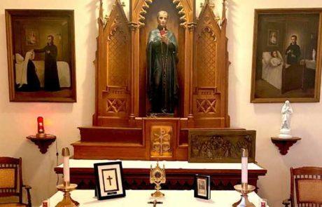 Shrine of St. John Berchmanns, Grand Coteau, Louisiana