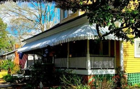 The Keller House, Eunice, Louisiana