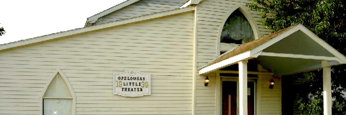 Opelousas Little Theatre, Opelousas, Louisiana