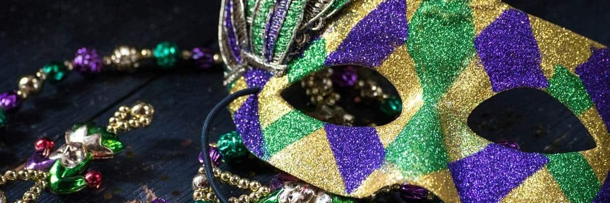 Krewe de la Jonction Mardi Gras Ball, Arnaudville, Louisiana