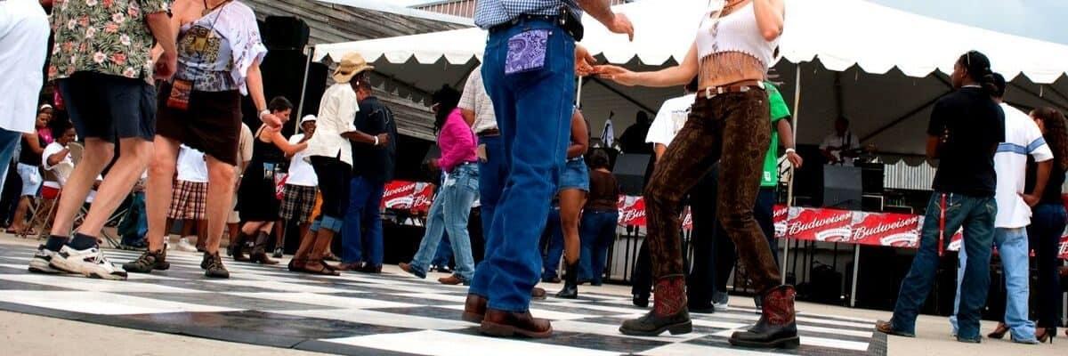 Creole Festival, Boots & Buckle Dance, Opelousas, Louisiana