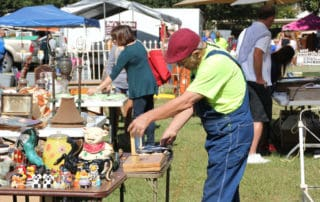 Semi Annual Antique Fair & Yard Sale at the Old Schoolhouse Antique Mall in Washington