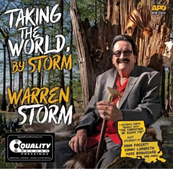 St. Landry Sounds, Warren Storm, Opelousas Louisiana