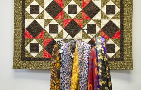 J & B Quilting and Fabrics in Sunset, Louisiana