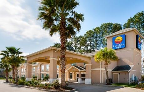 Comfort Inn in Opelousas, Louisiana