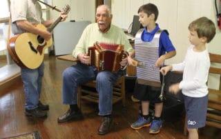 La Table Jeunesse in Arnaudville, Louisiana
