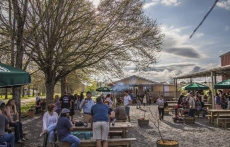 Bayou Teche Brewing in Arnaudville, Louisiana