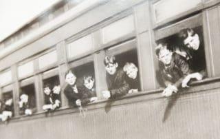 LA Orphan Train Society Annual Gathering in Opelousas, Louisiana at the LA Orphan Train Museum