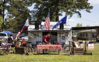 Arnaudville Étouffée Festival in Louisiana