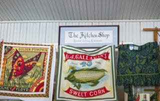 The Kitchen Shop in Grand Coteau, Louisiana