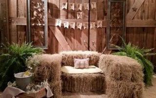The Barn at Lakeview RV Park & Beach in Eunice, Louisiana